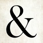 Ampersand (of 7)