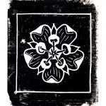 Intaglio Flower 001 (of 18)