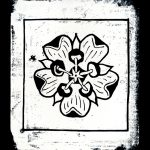 Intaglio Flower 003 (of 18)