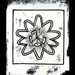 Intaglio Flower 004 (of 18)
