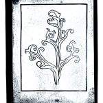 Intaglio Flower 009 (of 18)