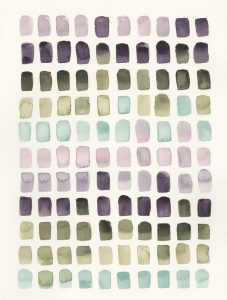 Serene Color Swatches ~ 500 x 660mm