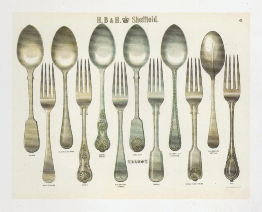Cutlery ~ 350 x 275mm