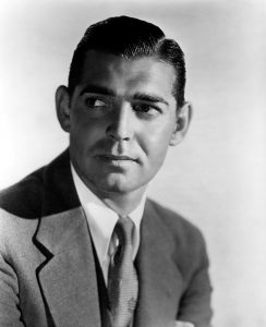 Clark Gable (of 48)