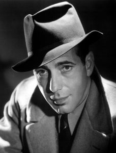 Humphrey Bogart (of 48)