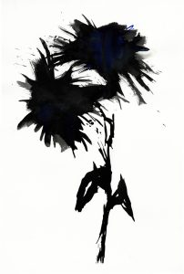 Ink Flower 1 (of 14)