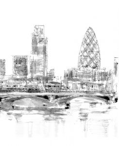 London Skyline III (of 9)