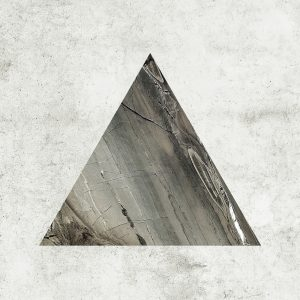 Marble triangle grey (of 22)
