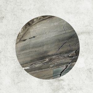 Marble circle grey (of 22)