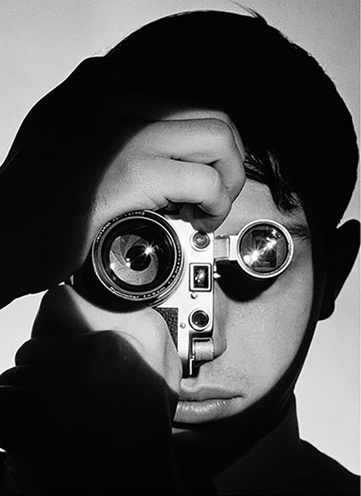 Dennis Stock Camera - 448 x 618mm