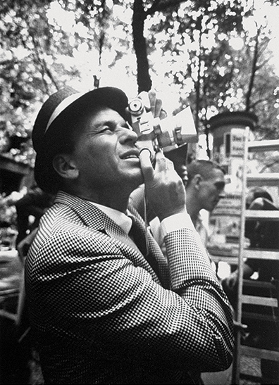 Frank Sinatra ~ 448 x 618mm