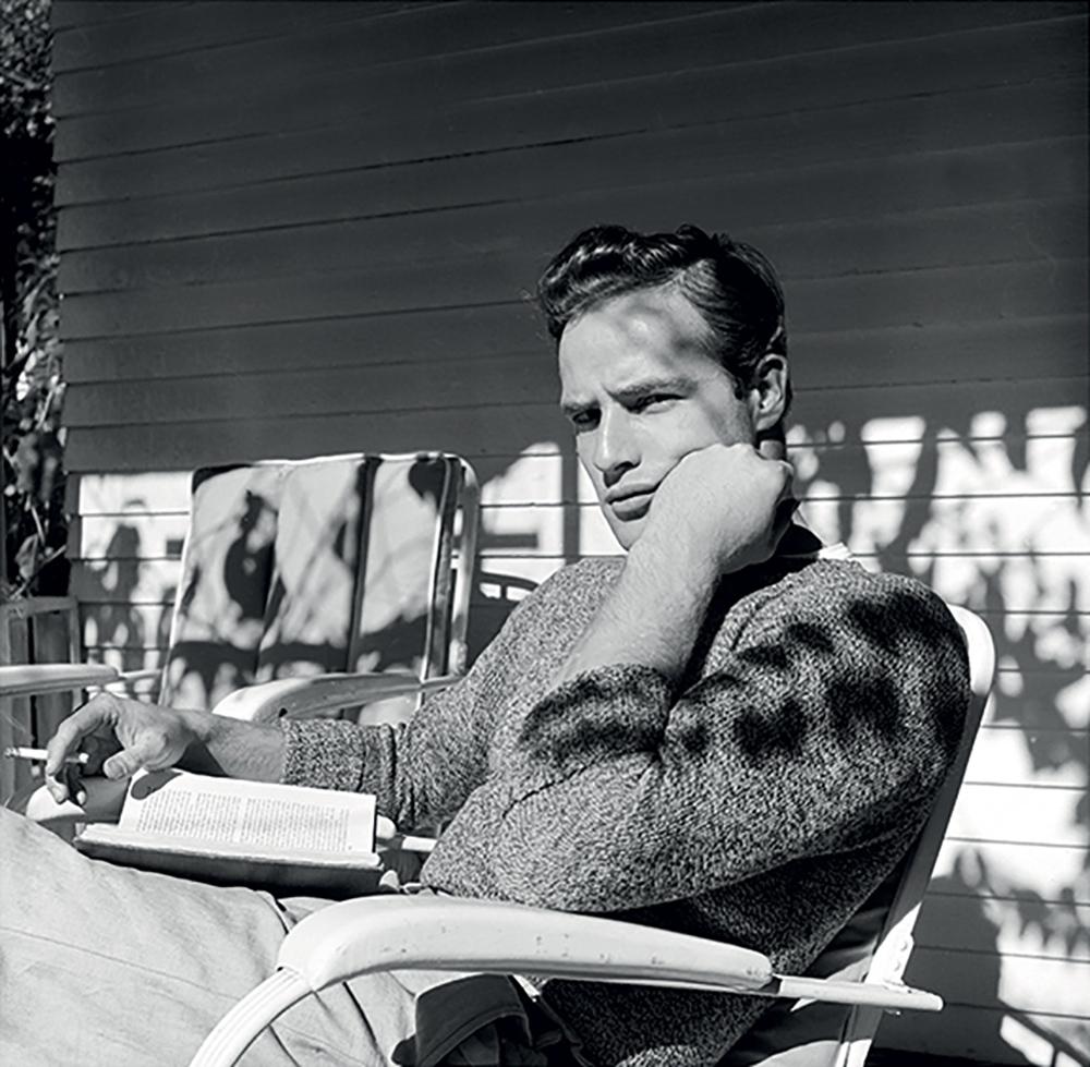 Marlon Brando - 488(w) x 478(h)