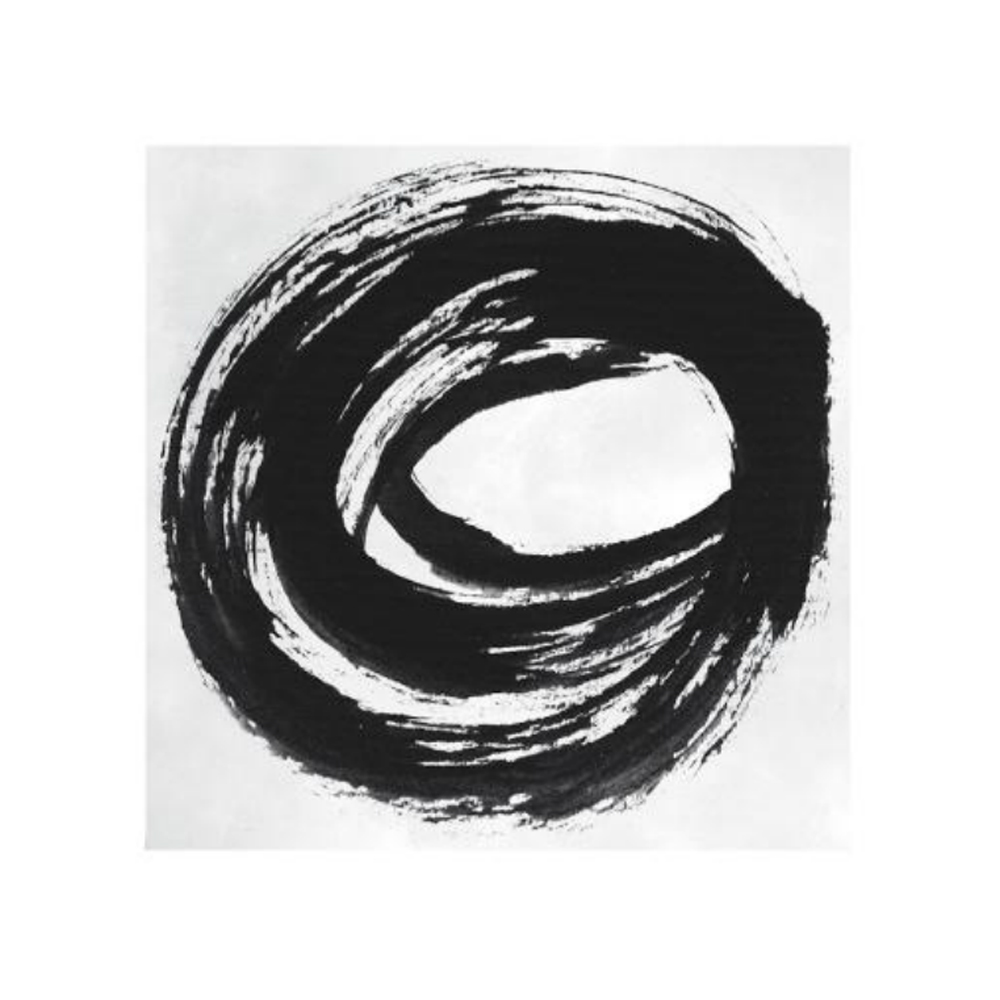 Black abstract ~ 350 x 350mm