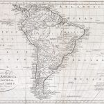 South America Map (of 4)