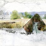 Watercolour Landscape 1