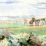 Watercolour Landscape 3 (of 9)