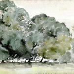 Watercolour Landscape 4 (of 9)