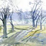 Watercolour Landscape 6