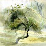 Watercolour Landscape 7 (of 9)