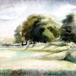 Watercolour Landscape 8 (of 9)