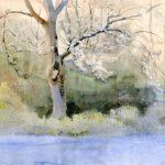 Watercolour Landscape 9 (of 9)