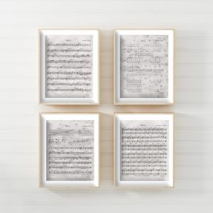 Classical Music Sheets