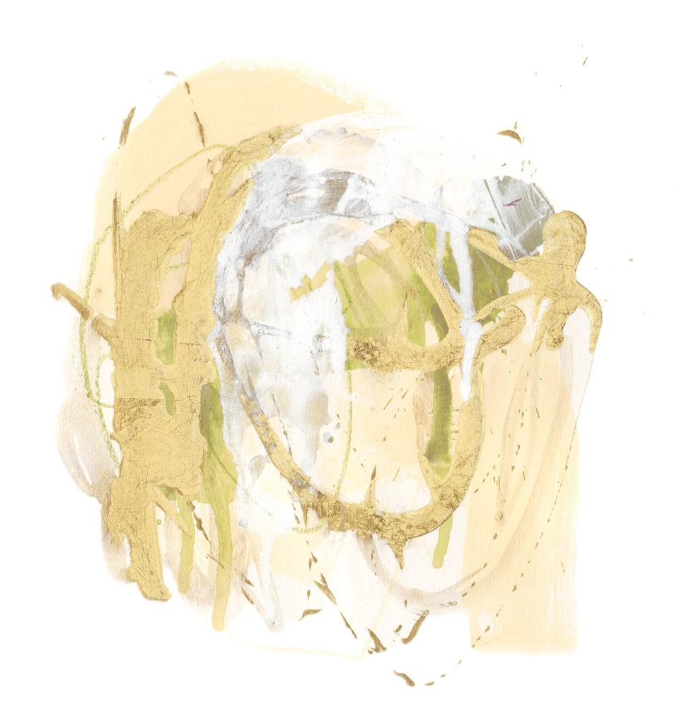 Moss Gold ~ 450 x 450mm