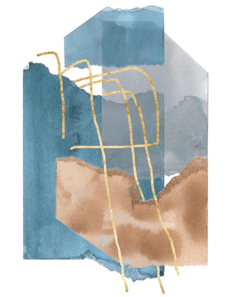 Matter Dissolving ~ 405 x 610mm
