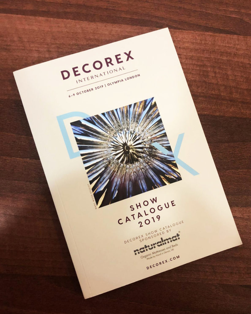decorex 19 blog