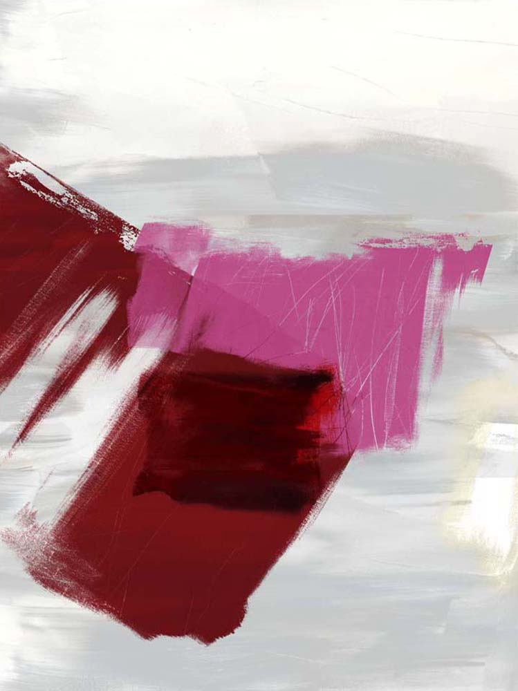 Magenta Abstract II