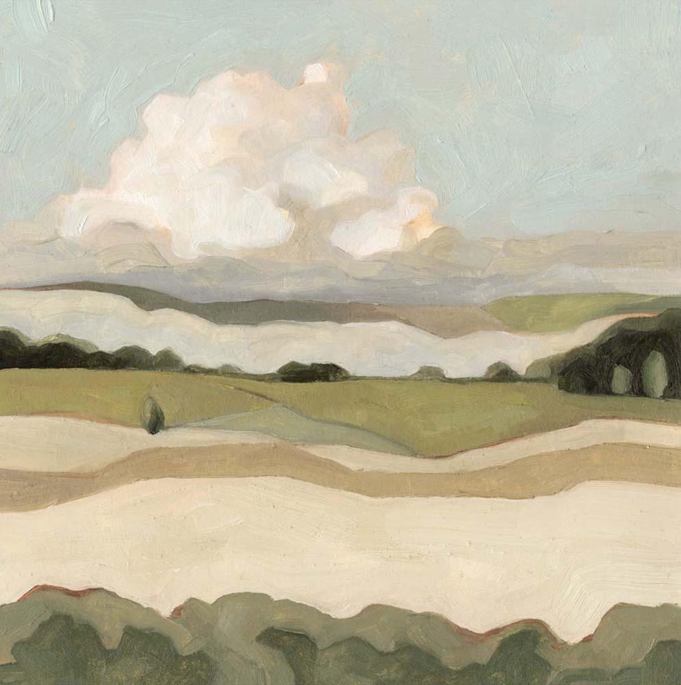 Cumulus Landscape I