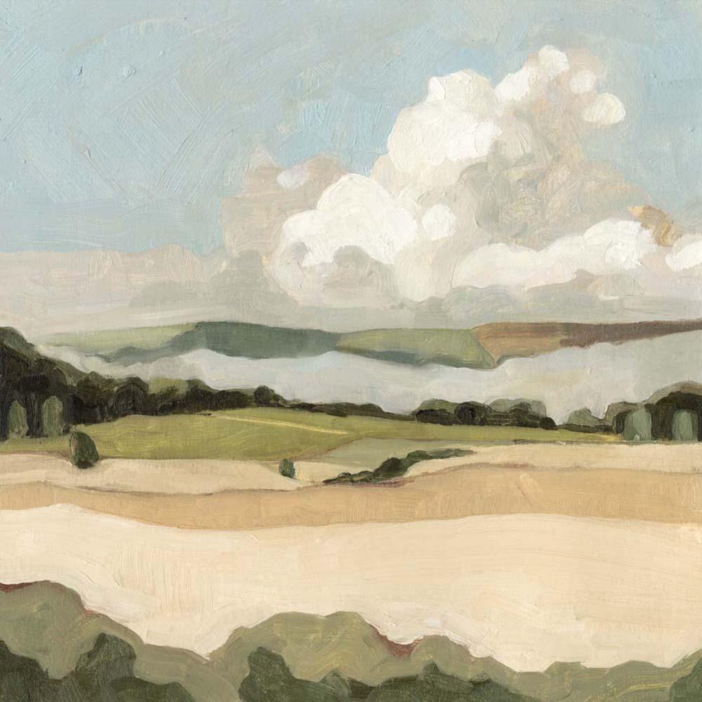Cumulus Landscape II