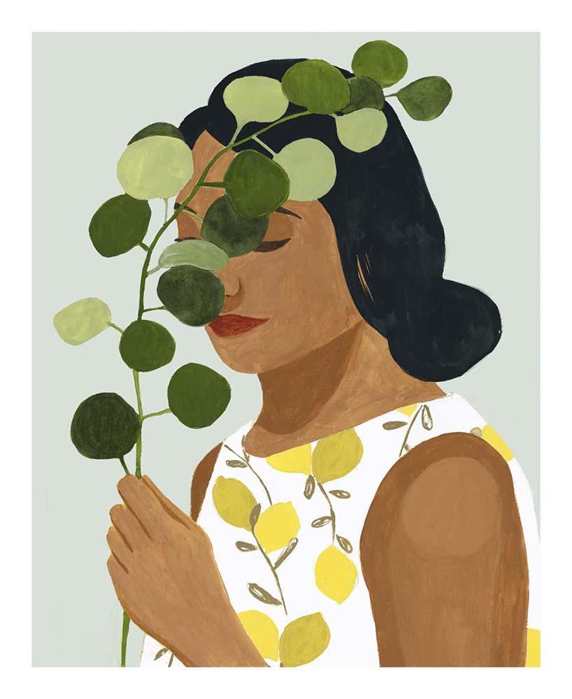 Botany Portrait II