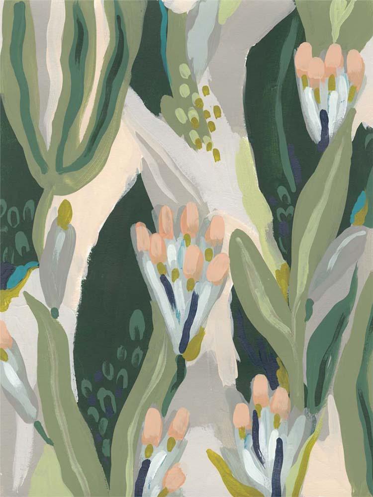 Floral Impulse I