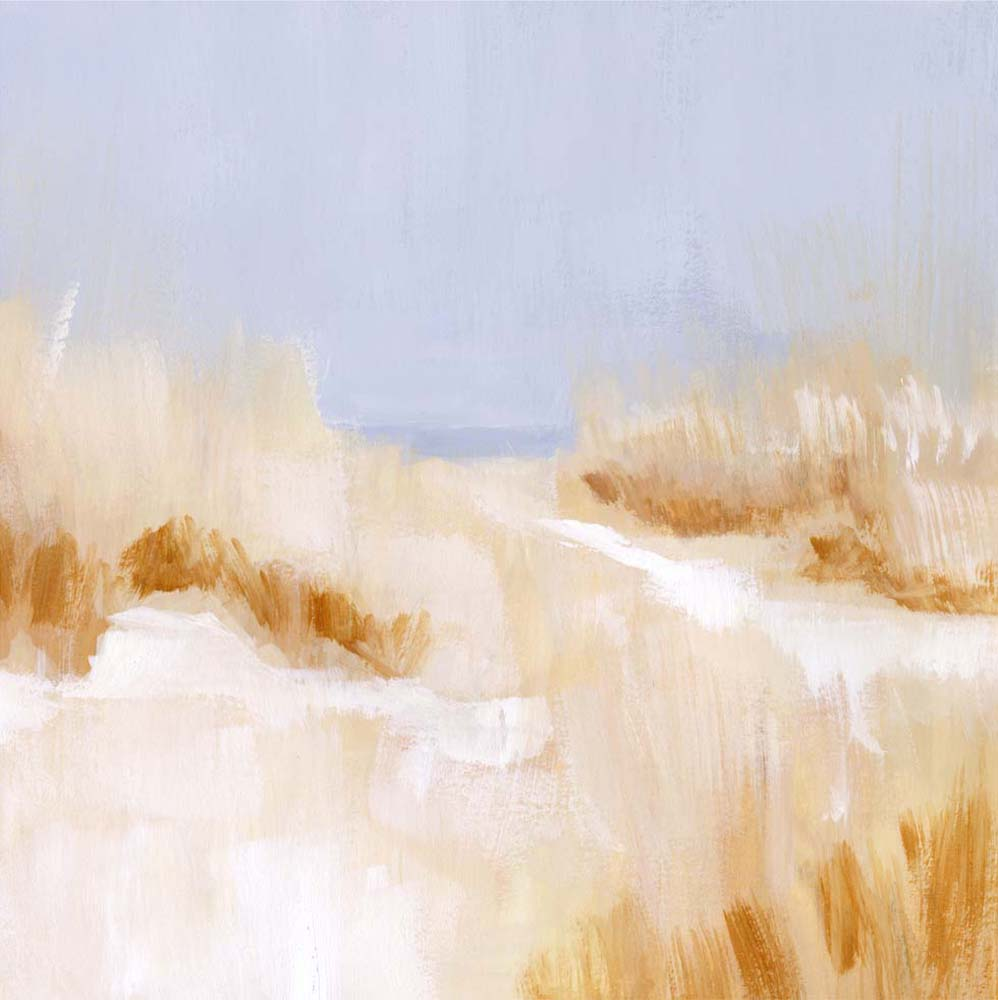 Beach Grass Impression I