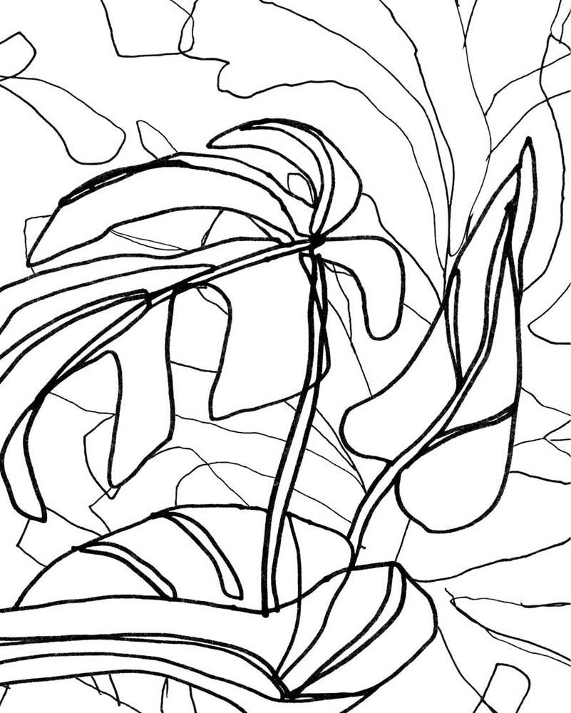 Tropical Lines II