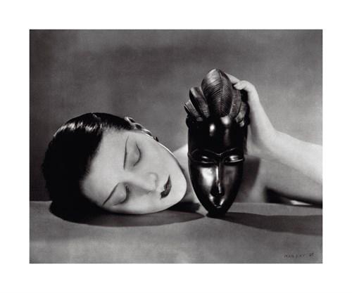 Noir et Blanche - 600 x 500 mm